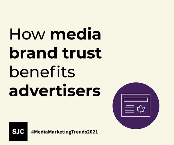 How media brand trust benefits advertisers