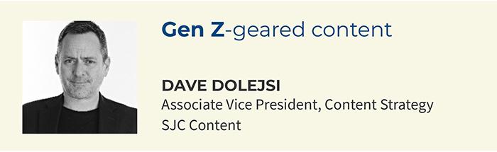 2020 Trend Dave Dolejsi