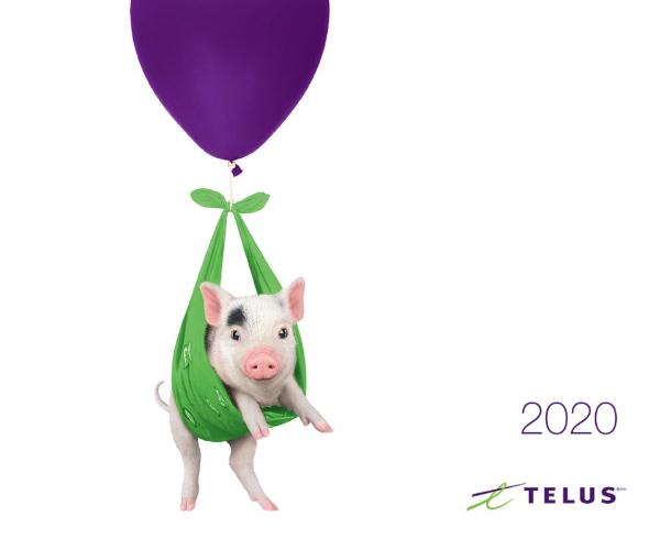 Telus Calendar 2020