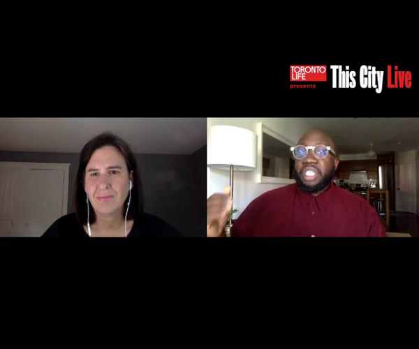 Toronto Life This City Live with Paul Taylor