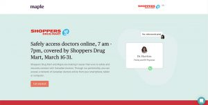 Shoppers Drug Mart COVID response