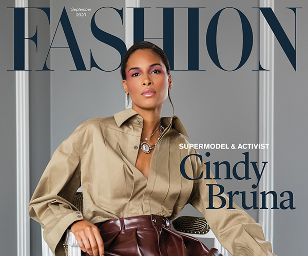 FASHION September 2020 cover