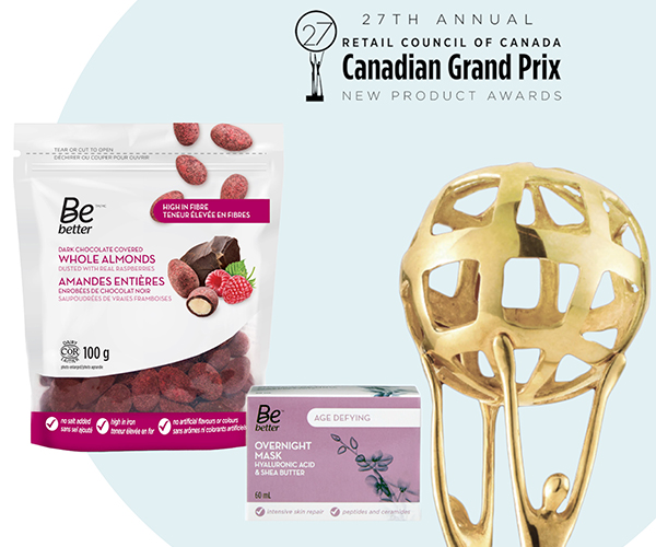 Rexall Canadian Grand Prix packaging