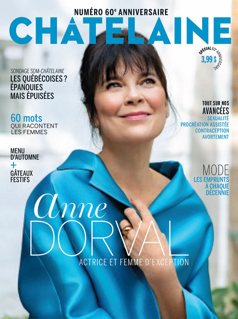 Chatelaine 60th anniversary issue