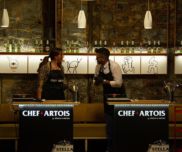 Chef Artois
