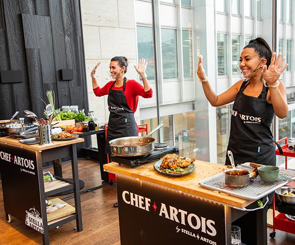 Chef Artois Momofuko
