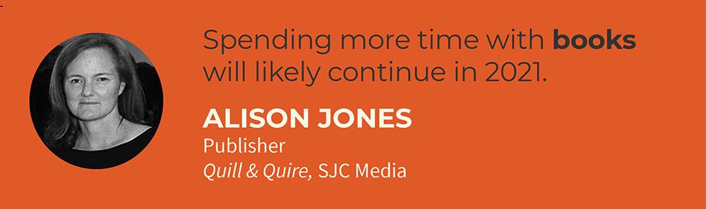 2021 media and marketing trend Alison Jones