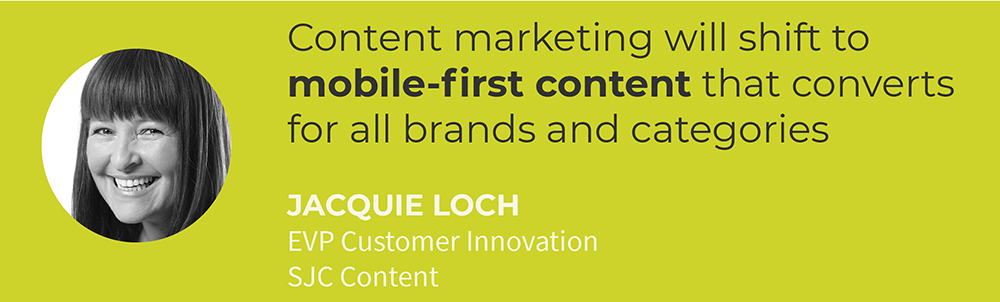 2021 media and marketing trend Jacquie Loch