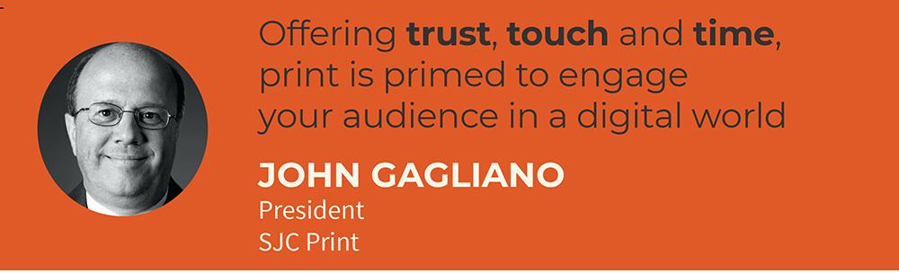 2021 media and marketing trend John Gagliano