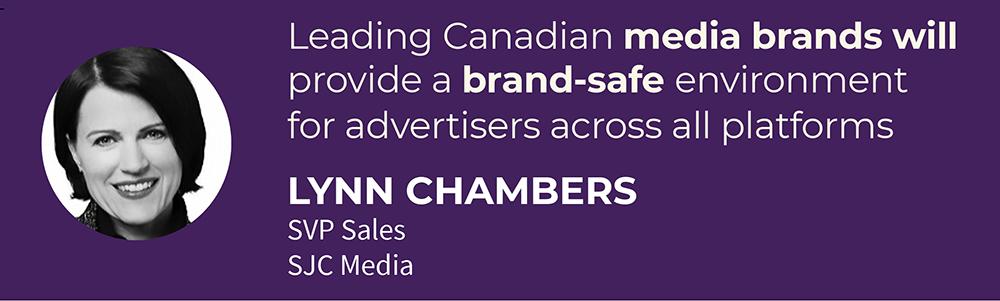 2021 media and marketing trend Lynn Chambers
