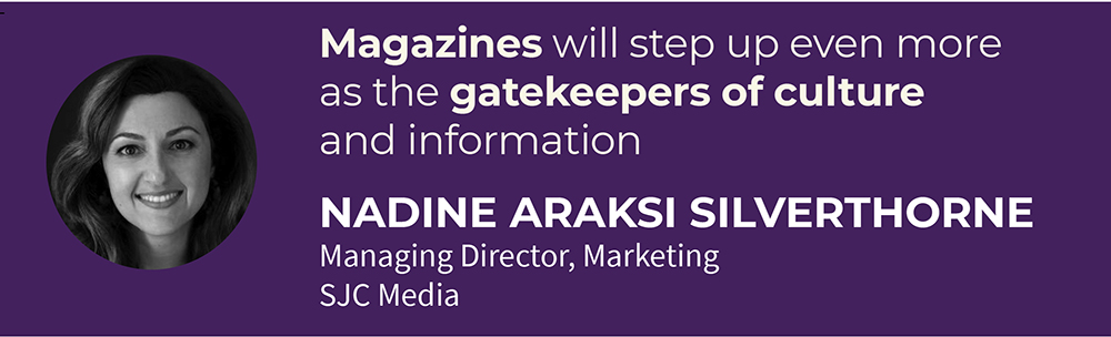 2021 media & marketing trend Nadine Araski Silverhthorne