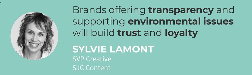 2021 media and marketing trend Sylvie Lamont