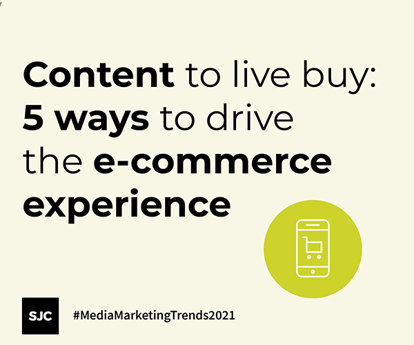 Content and ecommerce_hero graphic