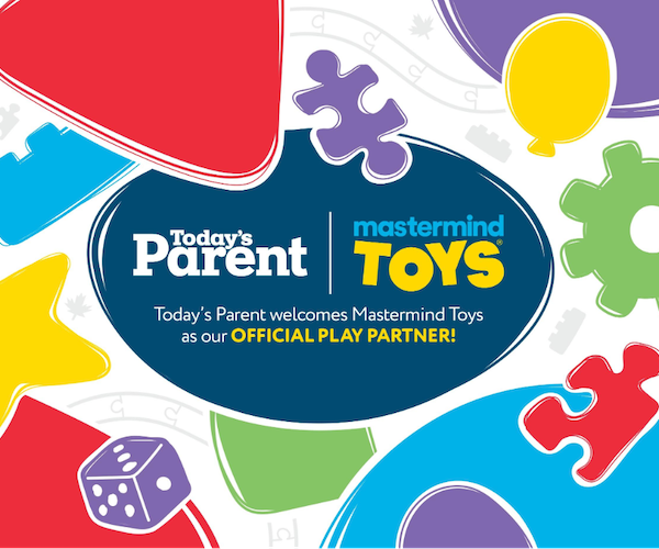 Today's Parent and Mastermind Toys