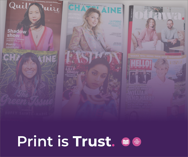 Celebrating 65 years of print, Print is trust news hero