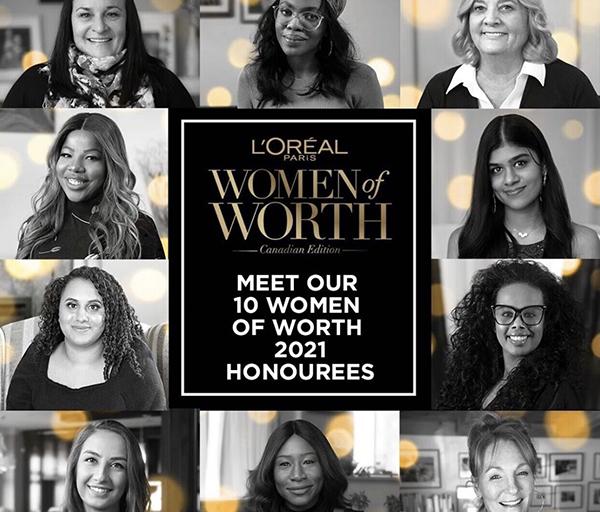 2020 Women of Worth
