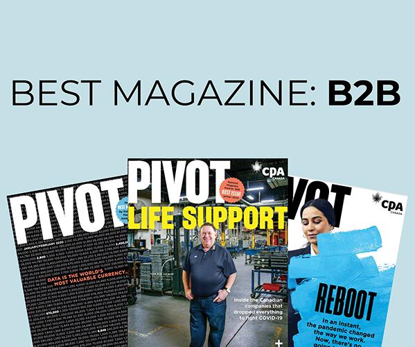 Best Magazine : B2B 2021
