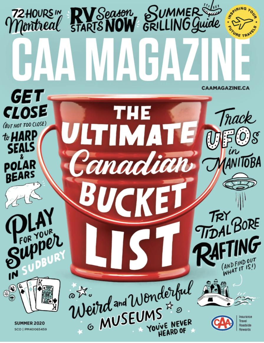 CAA Magazine