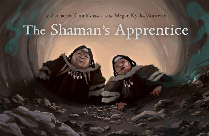The Shaman's Apprentice Book Cover