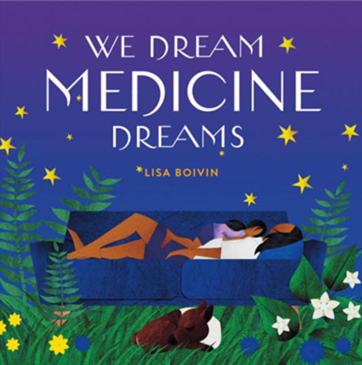 We Dream Medecine Dreams Book Cover