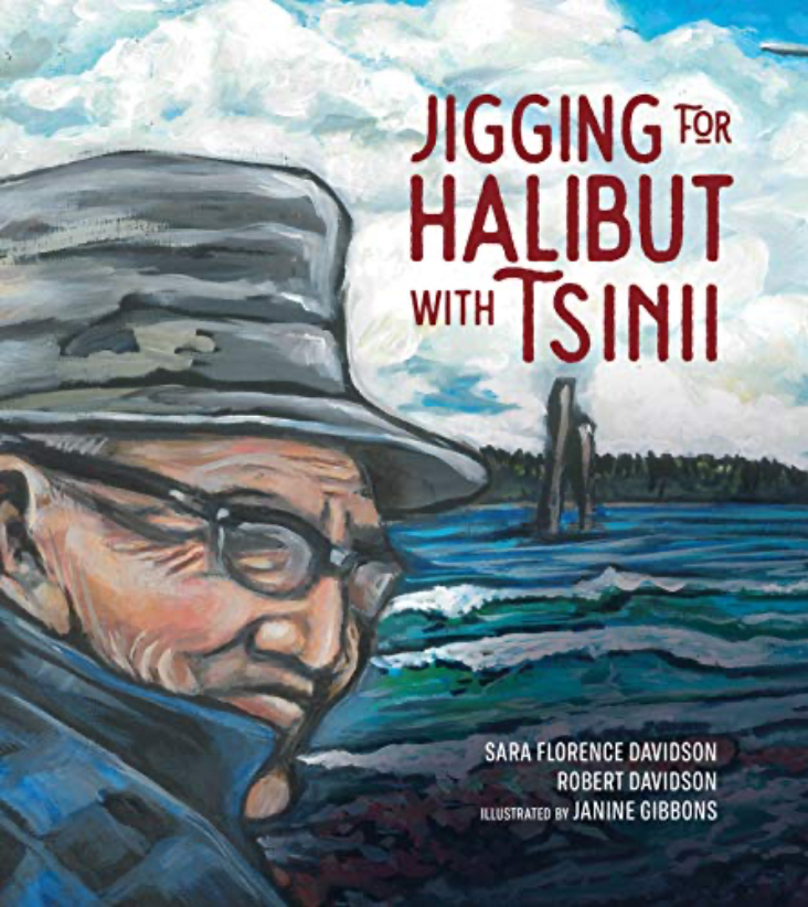 Jigging for Halibut with Tsininii Book Cover