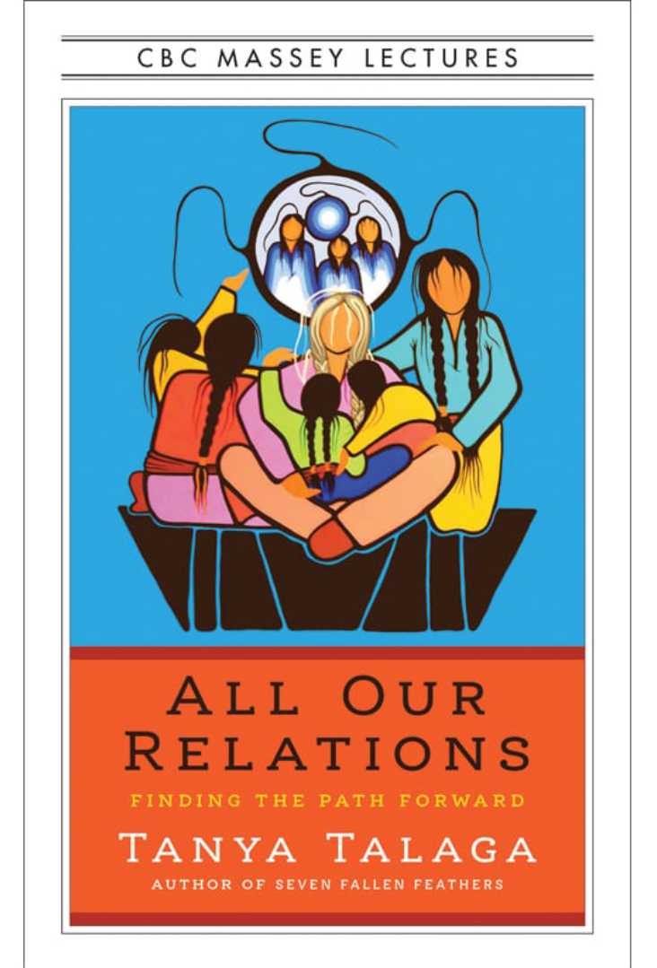 All our Relations by Tanya Talaga book covrt